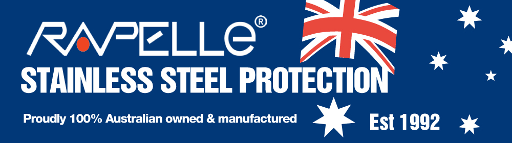Rapelle Stainless Steel Cleaning Products